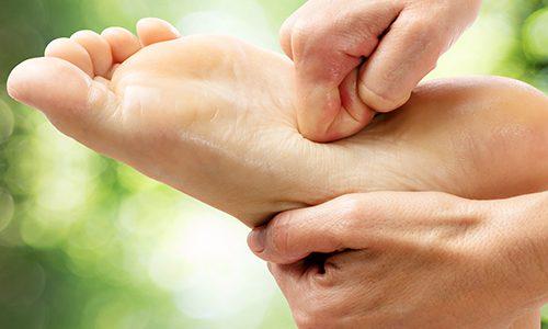 voetreflex, reflexologie
